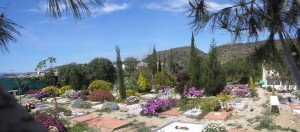 cementerio sena vista general